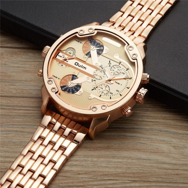 Pánské luxusní hodinky Coul