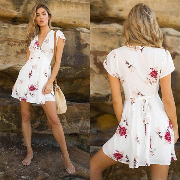 Dámské letní šaty Gloria