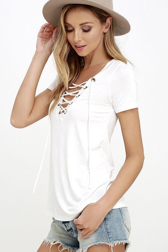 Dámské moderní tričko Juliet
