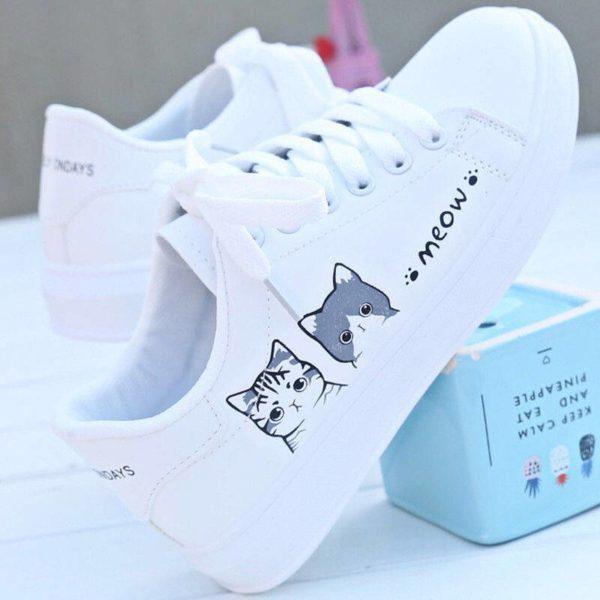 Dámské stylové tenisky Cats