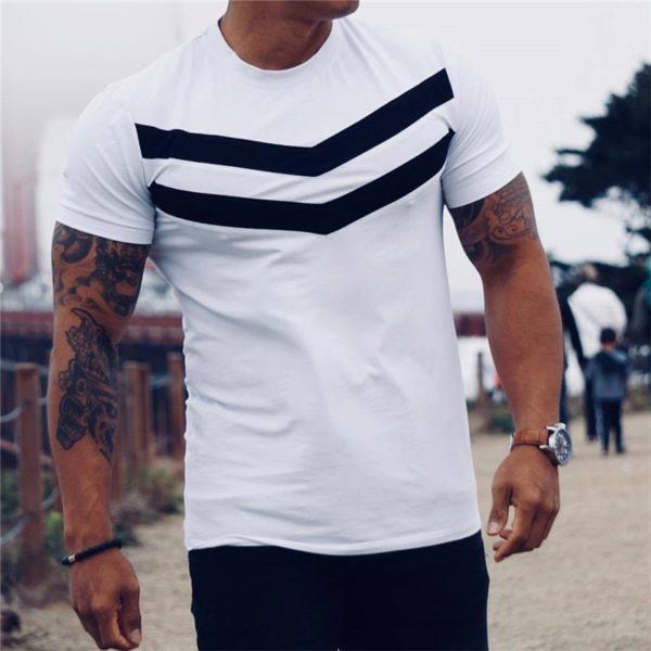 Pánské módní tričko Cassius