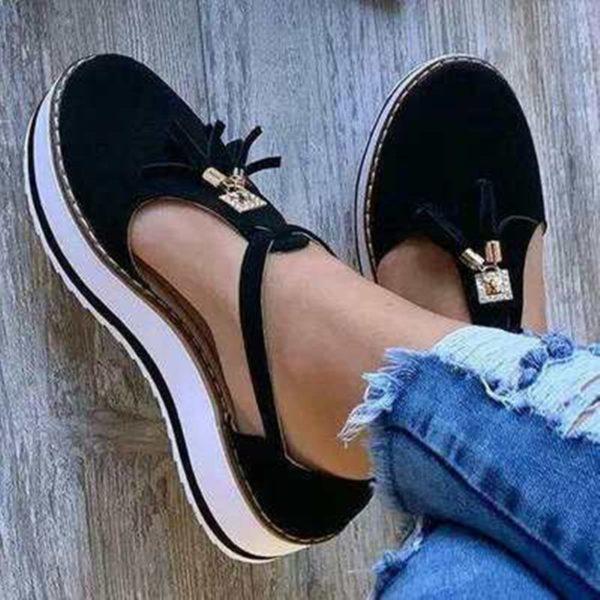 Dámské sandály na platformě Zita