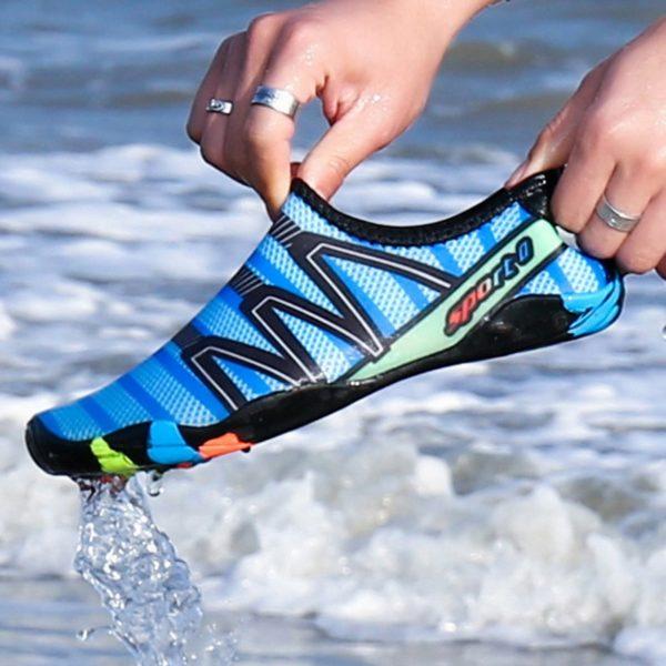 Unisex trendy boty do vody