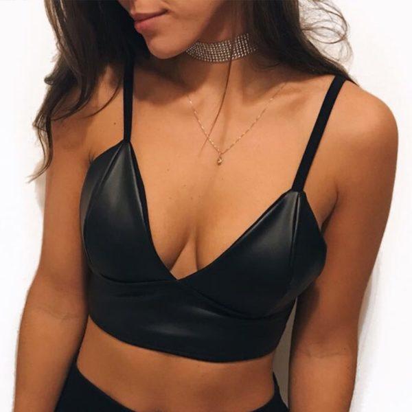 Dámský elegantní crop top Selena