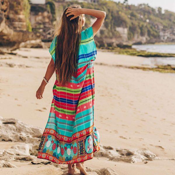 Dámské plážové šaty v boho stylu Marry - kolekce 2020