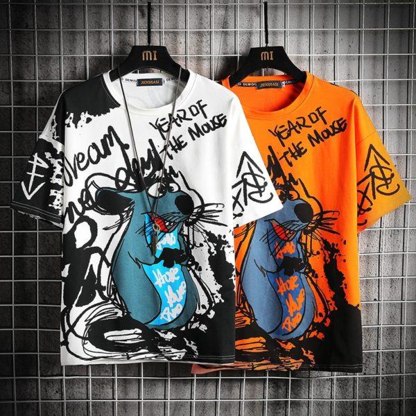 Pánské designové triko Ritter - kolekce 2020