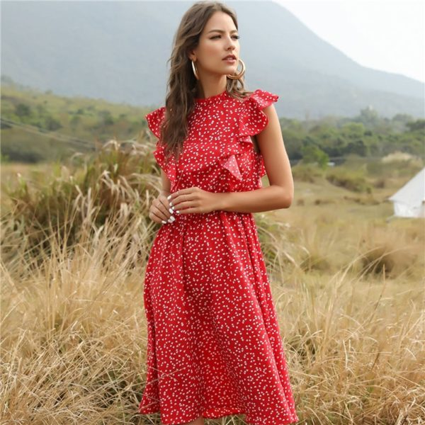 Dámské luxusní letní šaty Veronica