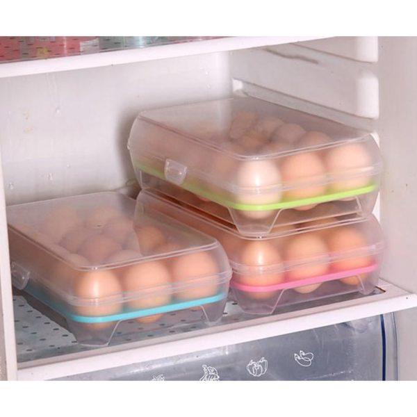 Plastový zásobník na uskladnění vajec Booker