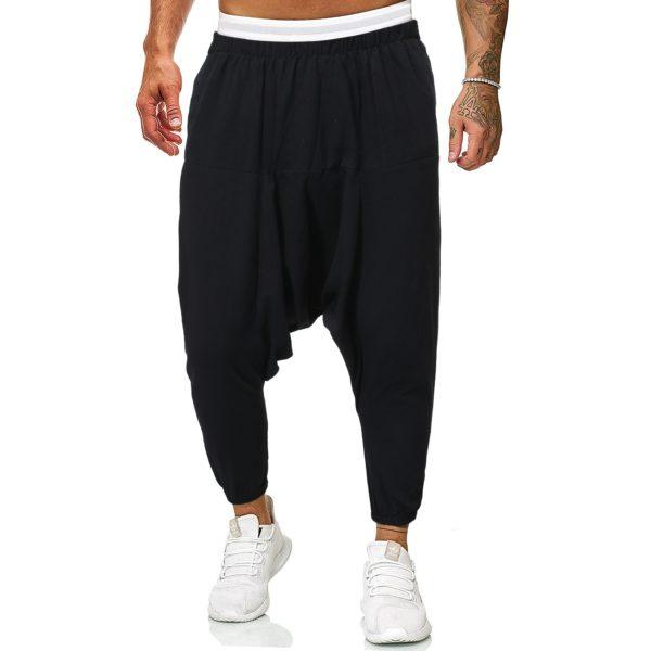 Pánské sportovní harémové kalhoty Gregory