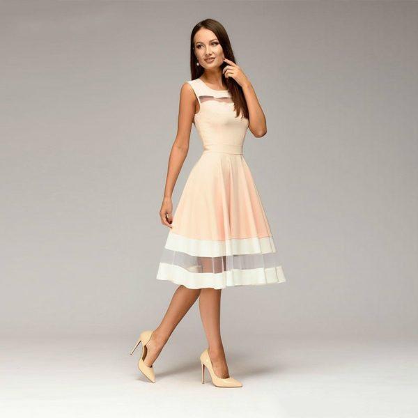 Dámské elegantní šaty Dixie