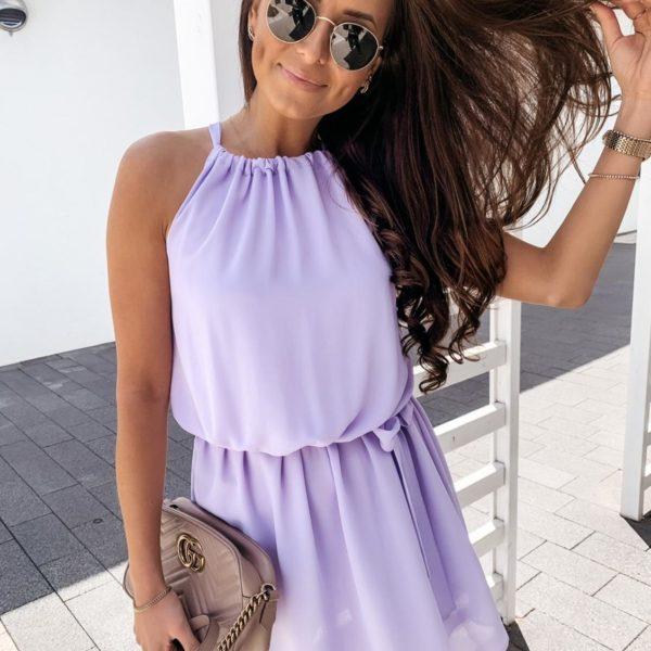Dámské elegantní letní šaty Hollyn
