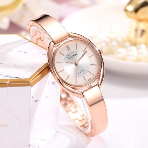 Dámské elegantní hodinky s náramkem Brenda