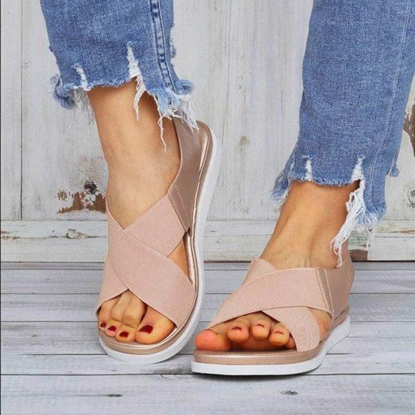 Dámské pohodlné letní sandály Victoria