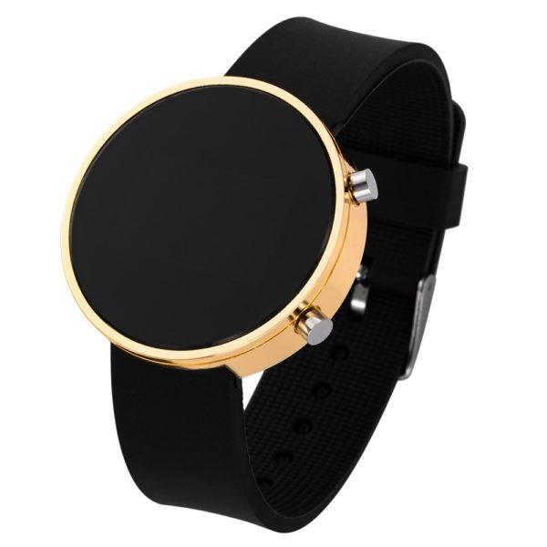 Unisex trendy hodinky s LED osvícením Polly