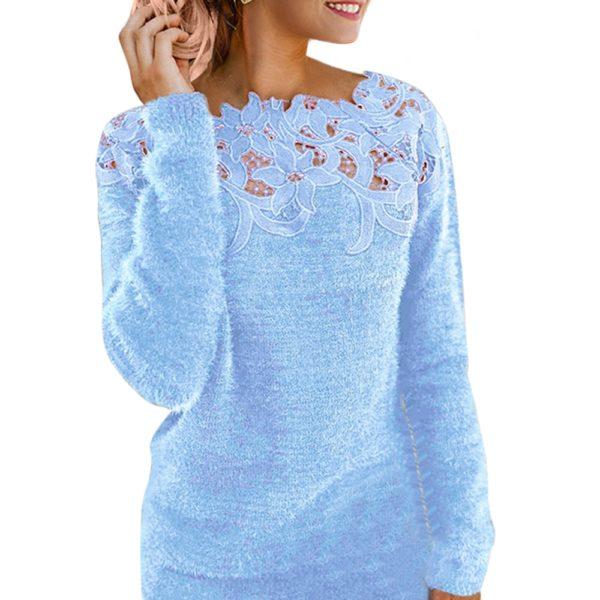 Dámský stylový svetr Juliet