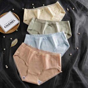 Dívčí stylové menstruační kalhotky Daisy