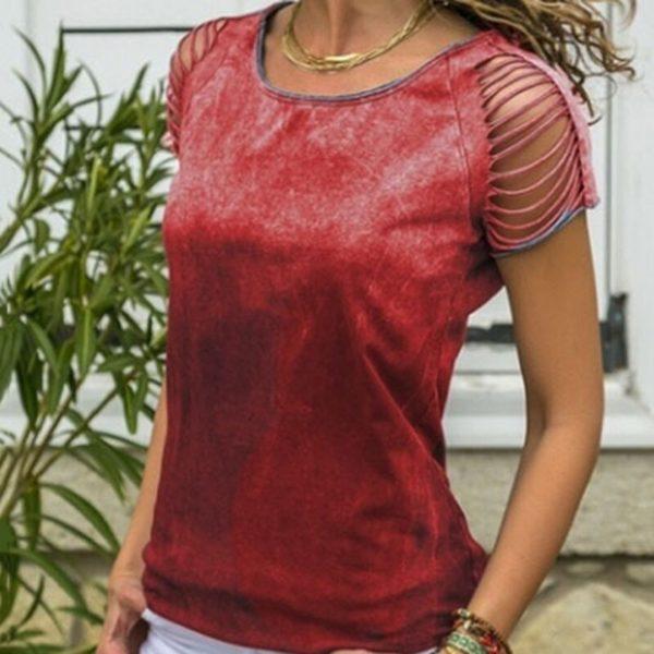 Dámské stylové tričko Izzy