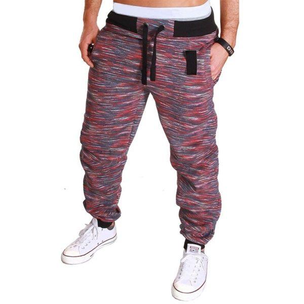 Pánské maskáčové volnočasové kalhoty Markus