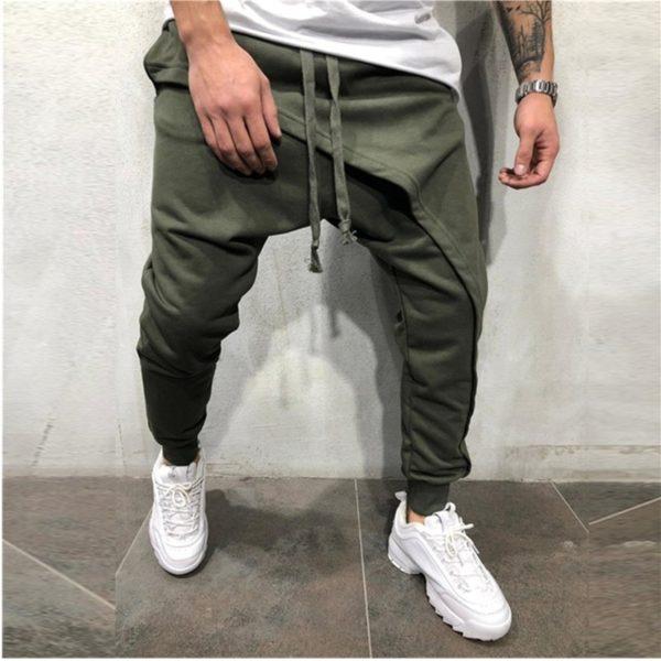 Pánské volnočasové baggy kalhoty Mitch