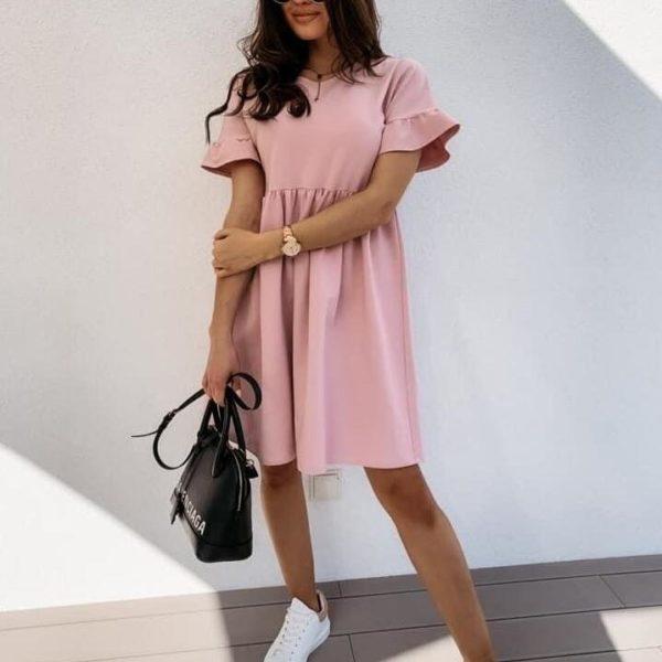 Dámské elegantní vzdušné šaty Aleena - kolekce 2020