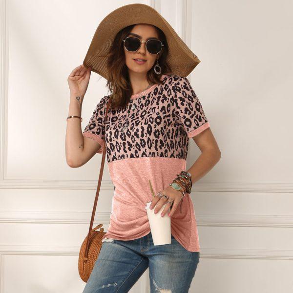 Dámské luxusní triko Rose