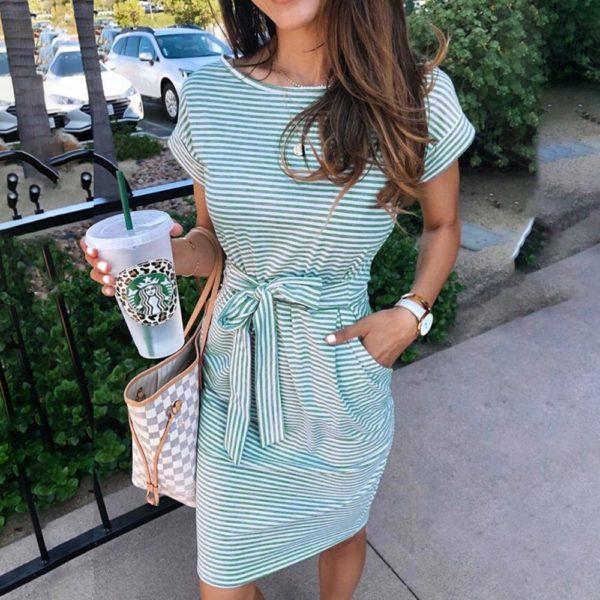 Dámské stylové šaty Marlot