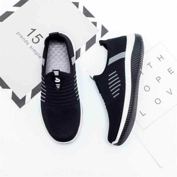 Dámské stylové sneakers boty Run