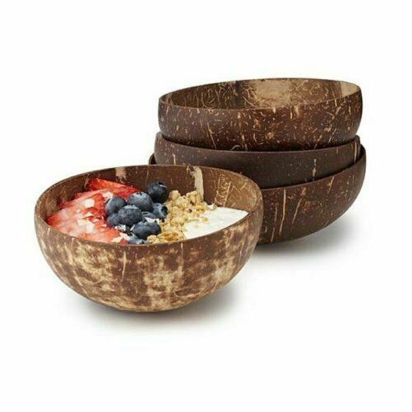 Stylová miska z kokosu Bon