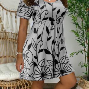 Dámské ležérní krátké šaty Vivian