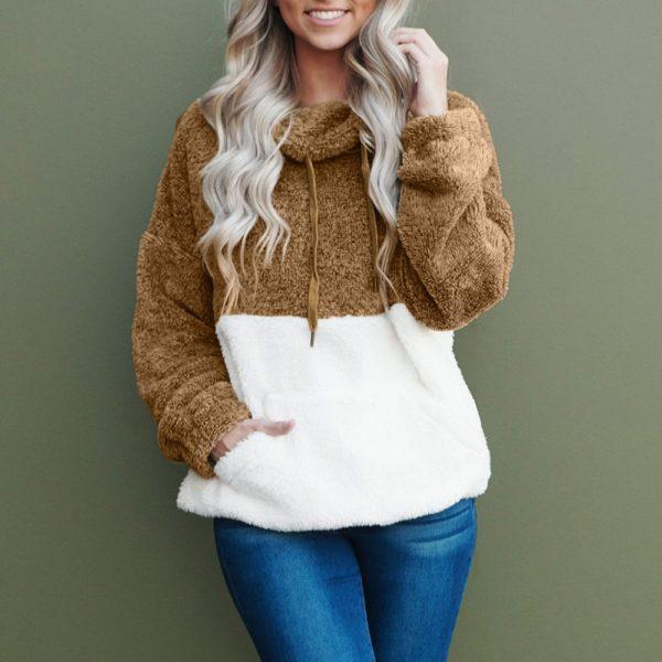 Dámský podzimní luxusní svetr Dixie