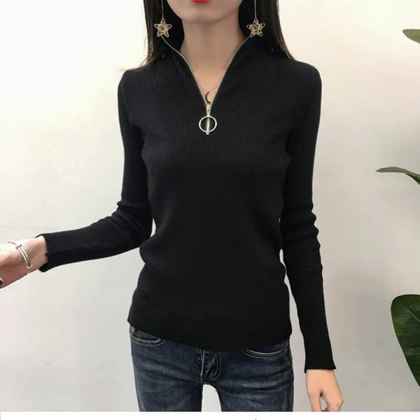 Dámský stylový svetr Marion