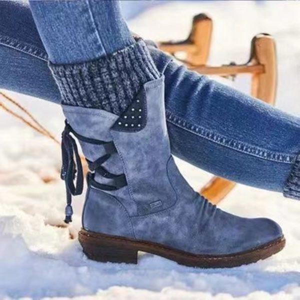 Dámské zimní teplé boty Clara