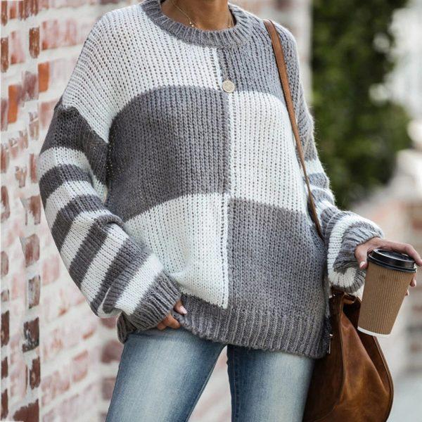 Dámský moderní svetr Lucia