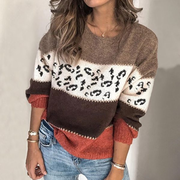 Dámský luxusní svetr Evie