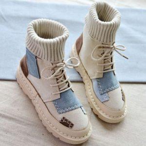 Dámské zateplené kotníkové boty Kennedy