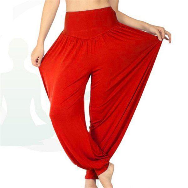 Dámské luxusní harem kalhoty Kymani