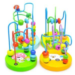 Dětská edukativní hračka - bludiště