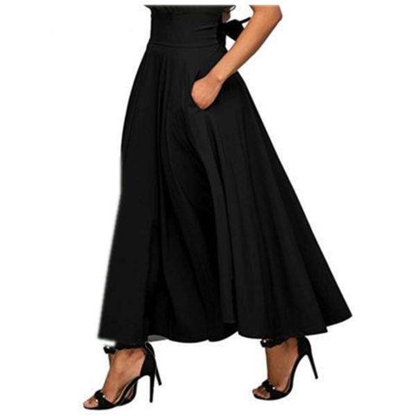 Dámská moderní dlouhá sukně Cora