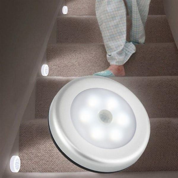 LED bodové senzorové světlo Whitmore