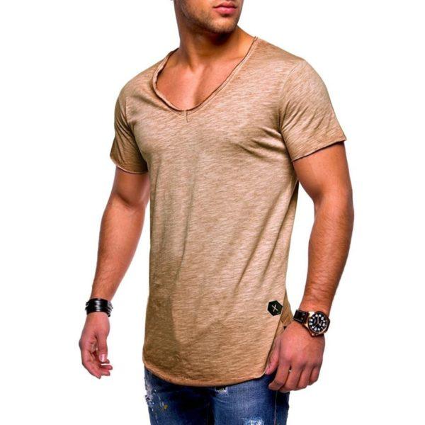 Pánské stylové slim fit triko Michael