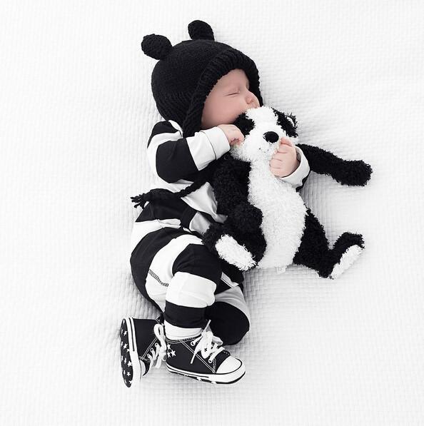 Dětský kojenecký overal Abby