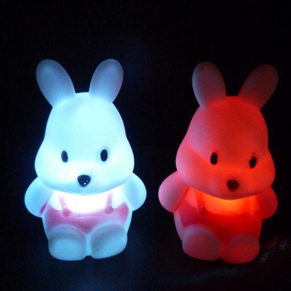 Dětská LED lampička Rabbit