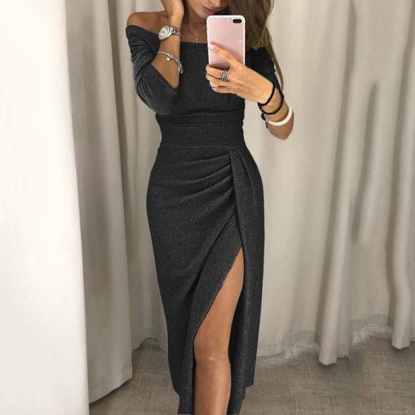 Dámské elegantní společenské šaty Kathy