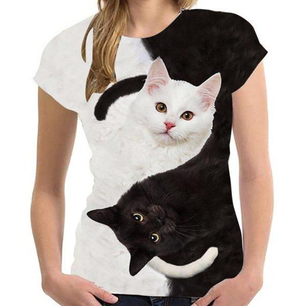 Dámské tričko s krátkým rukávem Raina
