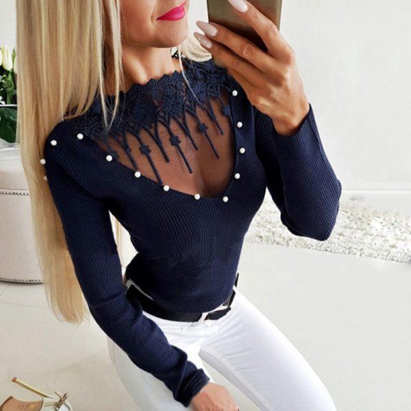 Dámský luxusní svetr Violet