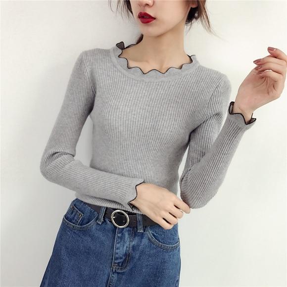 Dámský moderní svetr Paige