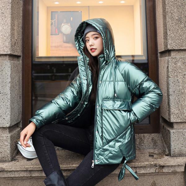Dámská moderní zimní bunda Veronica
