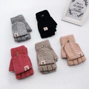 Dámské stylové zimní rukavice Monica