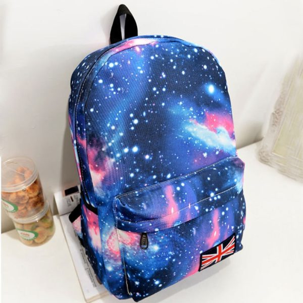 Luxusní batoh s galaxií Aiza
