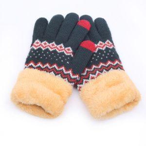 Dámské stylové rukavice Serrano